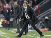 Ernesto Valverde vise Inigo Martinez, défenseur de la Real Sociedad