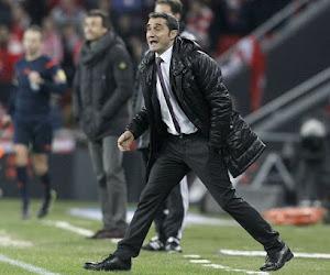 Le message classe d'Ernesto Valverde après son éviction du Barça