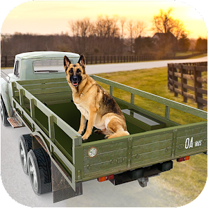 Dog Transporter Mountain Truck for PC and MAC