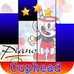 Piano For Cuphead song
