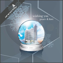 Photo: The Paramount Bay team wishes everyone a joyous & peaceful New Year! Here's to a great 2012!
