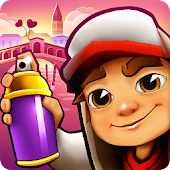 12.  Subway Surfers
