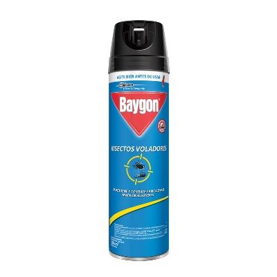 insecticida baygon azul voladores aer 360ml