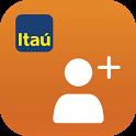 Itaú Abreconta: Abrir conta do banco pelo app icon