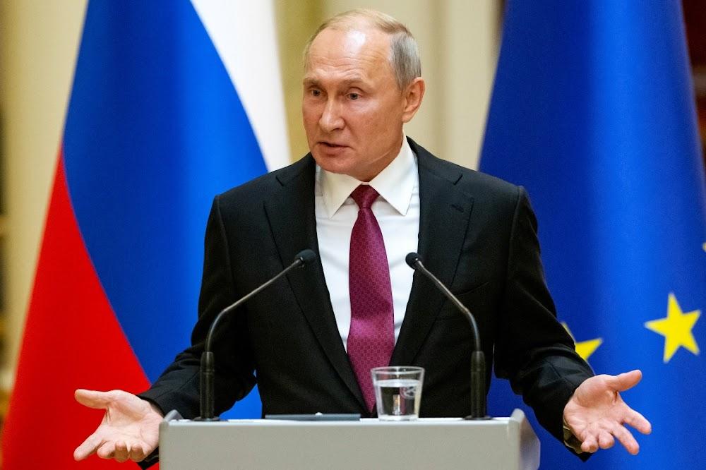 Daar is geen paleisgreep in Moskou nie