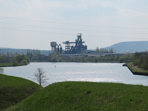 Photo: Day 21 - Industry on the Moselle