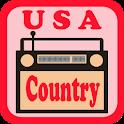 USA Country Radio icon