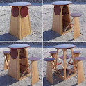Creative Wooden Craft Ideas icon