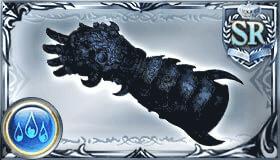 青き依代の手甲