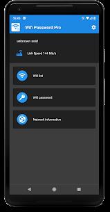 WIFI PASSWORD PRO (MOD, Unlocked) v7.1.0 1