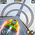 Mega Ramp Stunts Gt Racing icon