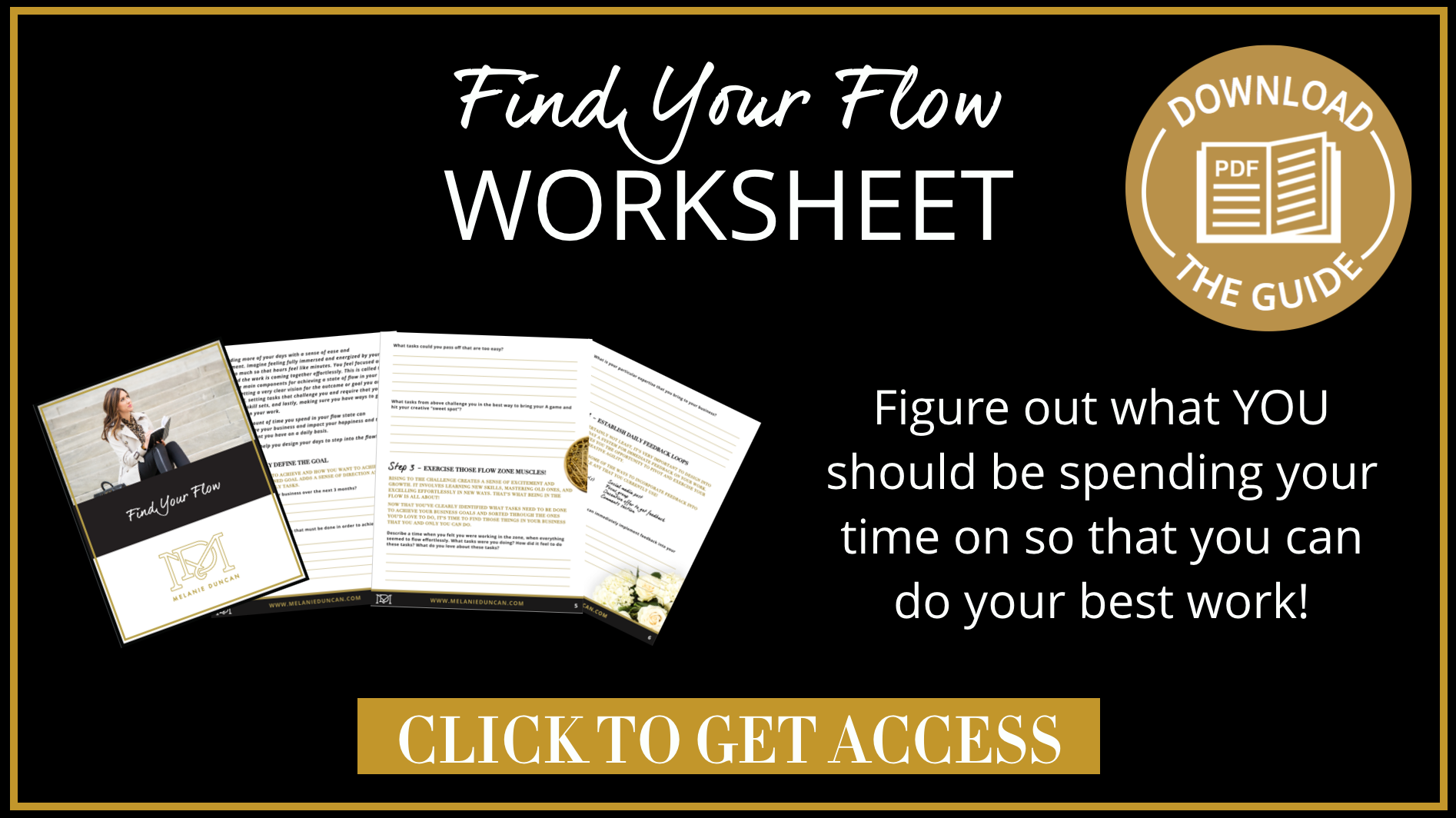 Get Into The Flow 5 ways to find your flow -
