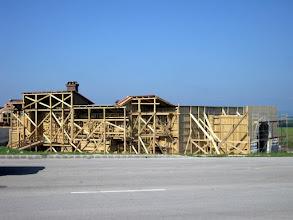 Photo: A stúdió területén két kültéri díszlet  található, ez a Borgiák helyszíne