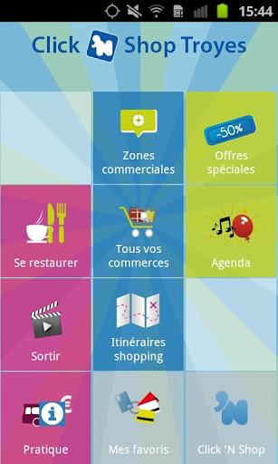Click 'n Shop - Troyes