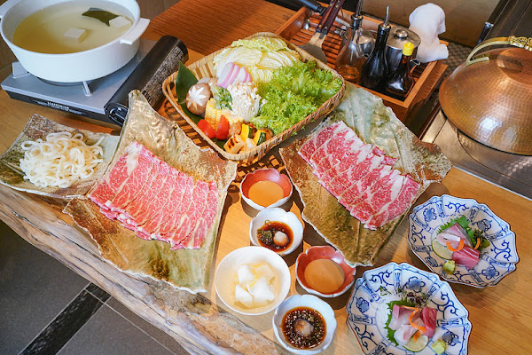 美福大飯店 晴山日本料理 美福 彩匯 GMT義法餐廳 