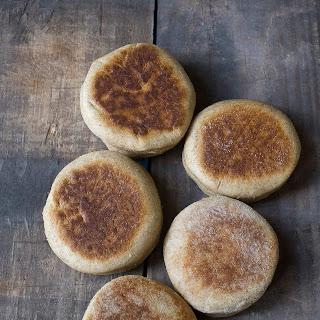 Whole Wheat English Muffins Recipe