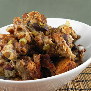 Slow Cooker Stuffing.