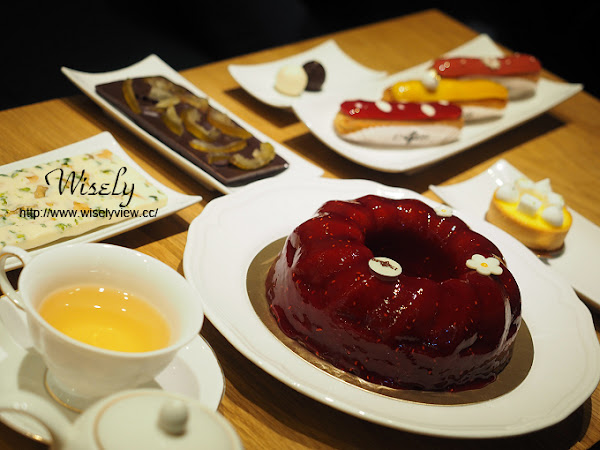 台北中正。捷運忠孝新生站:1789 Café@法籍廚師當日現作的美味閃電泡芙