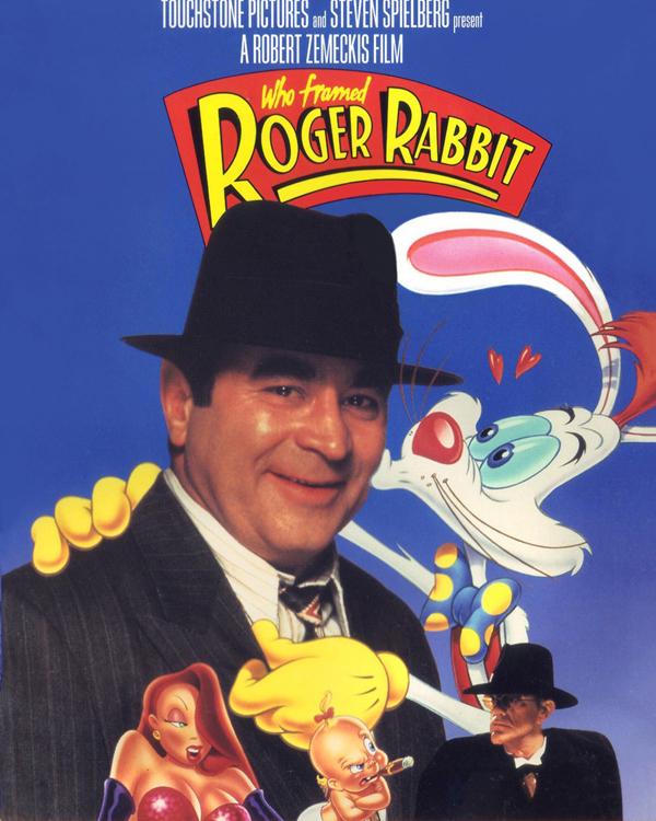 Who Framed Roger Rabbit, Director Robert Zemeckis