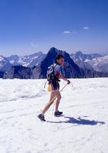 Photo: maratour des glaciers 2003