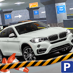 Prado City Car Parking Plaza: Driving Simulator 3D Icon