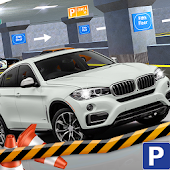 Prado City Car Parking Plaza: Driving Simulator 3D