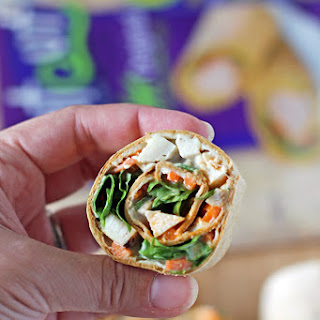 Buffalo Chicken Pinwheel Wraps