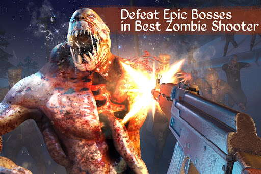 Zombie Call: Trigger 3D First Person Shooter Game Screenshot