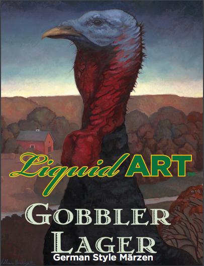 Logo of Roy Pitz Gobbler Lager
