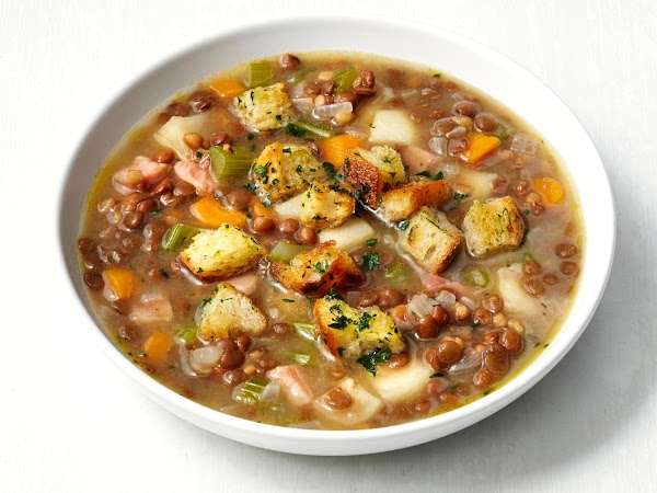 Lentil And Ham Soup Recipe