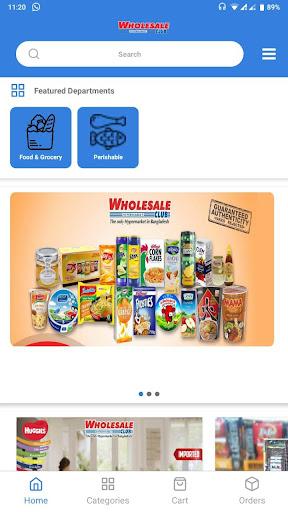 Wholesale Club screenshot 1