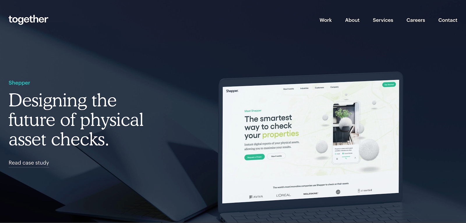 Web Developer Portfolio of together