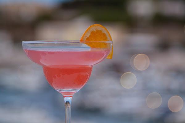 Orange cocktail di Leo_Cam