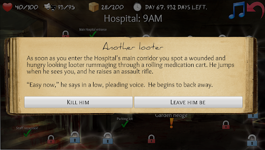 Overlive LITE: A Zombie Survival Story and RPG 70.0 Android Mod APK 2