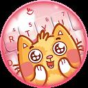Lovely Cute Cat Keyboard Theme 6.12.22.2018