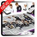 BTS Keyboard Theme for Army Fans icon