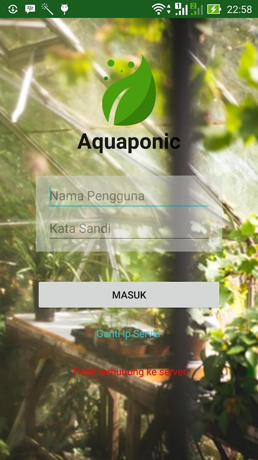 Aquaponic- screenshot