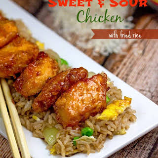 Tangy Sweet & Sour Chicken.
