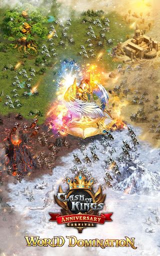 Clash of Kings : Newly Presented Knight System filehippodl screenshot 15
