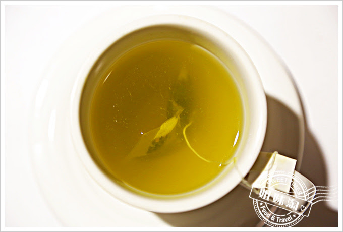 新國際西餐廳伊藤園抹茶