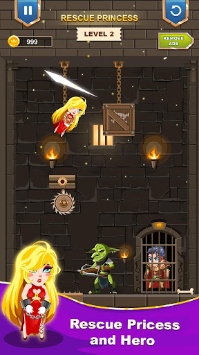 Idle Hero: Princess Rescue 0.4 screenshots 2