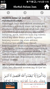 Download Khutbah Bahasa Jawa By Soft Inc Apk Latest Version