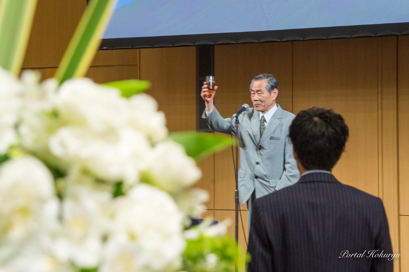 有識者懇談会・林良博 座長(国立科学博物館館長)