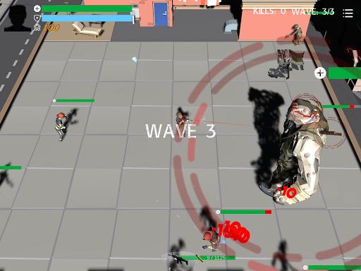 Zombie Spectre screenshot 12