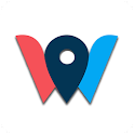 Whereabout — Network Locally icon