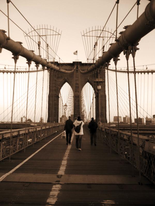On the bridge di Daniele M