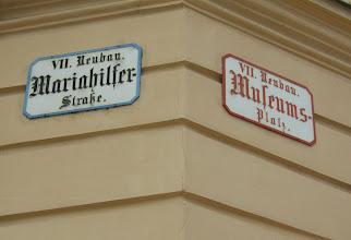 Photo: Wien, Vienna, Bécs, Austria, Museumplatz