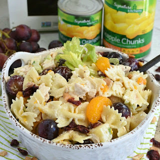 Chicken Pasta Salad.