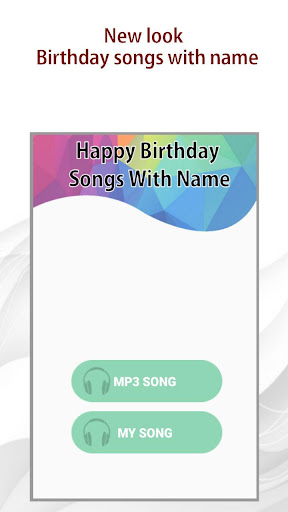 Happy Birthday songs with Name offline 2.0.7 screenshots 2