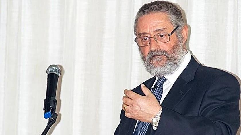 El alcalde de Albox, Francisco Torrecillas.